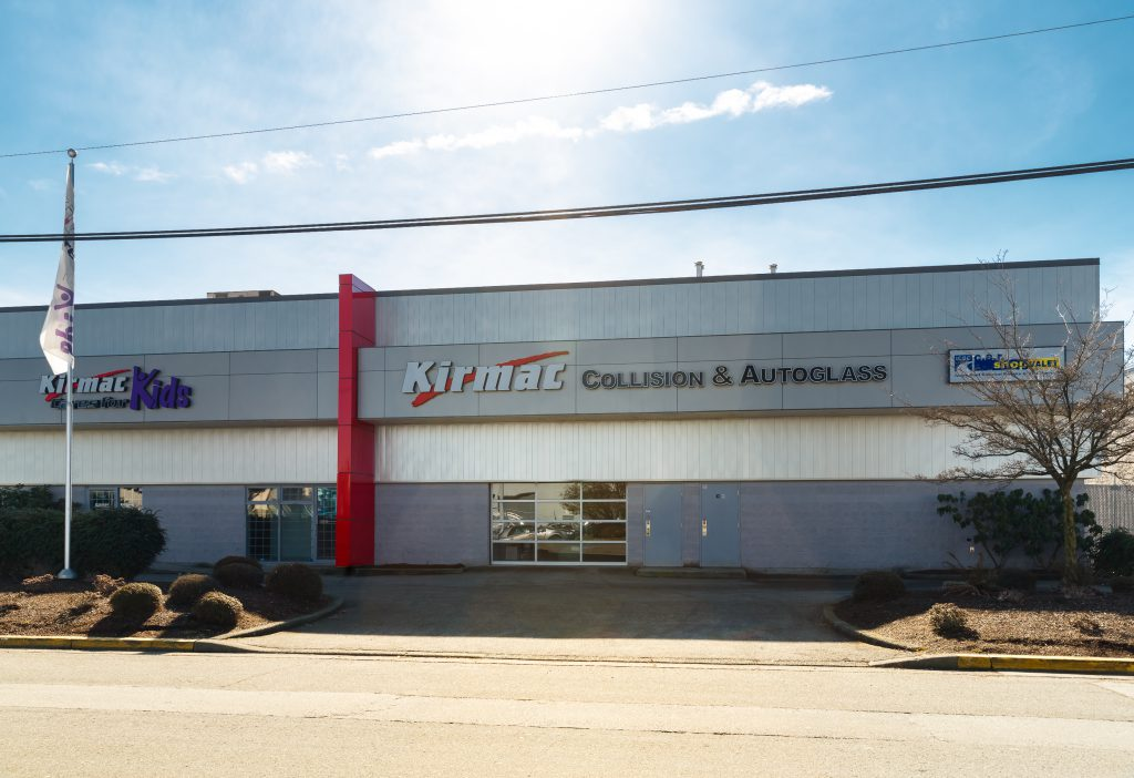 Richmond Auto Body Shop Collision Repair Kirmac
