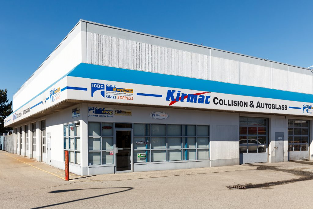 Richmond Auto Body Shop Kirmac Collision & Autoglass