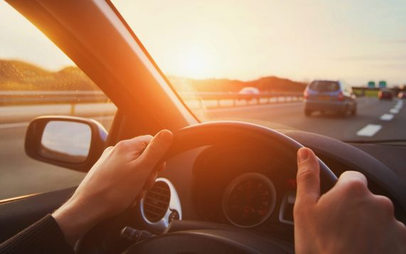 Is Driving with a Cracked Windshield Safe?