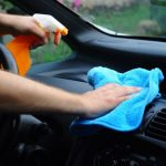 5 Common Household Items to Clean Your Car Interior