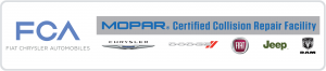Fiat Chrysler RAM Jeep Certified Collision Repair